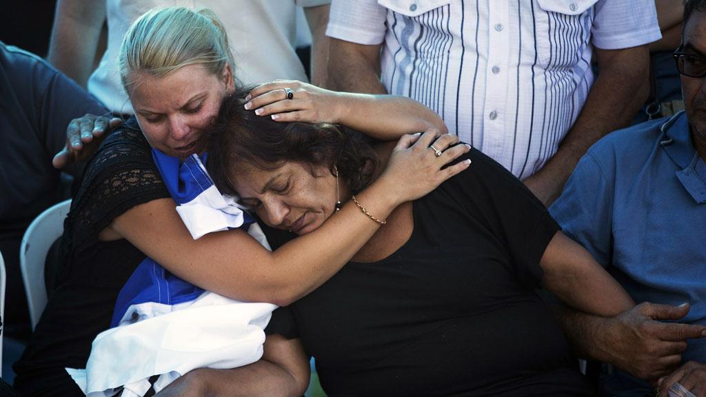 Tel Aviv funeral