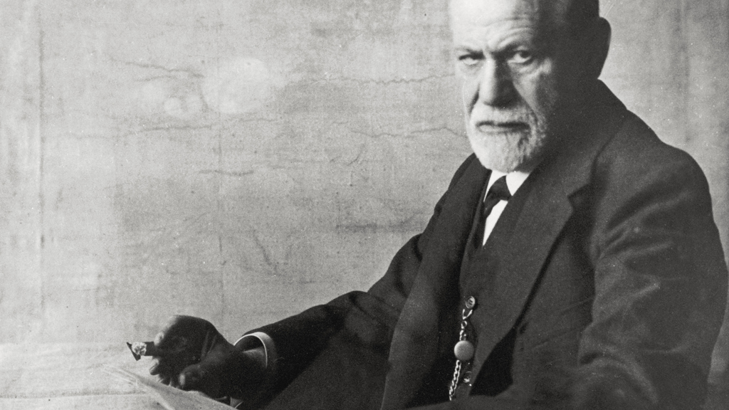 Sigmund Freud (Getty)