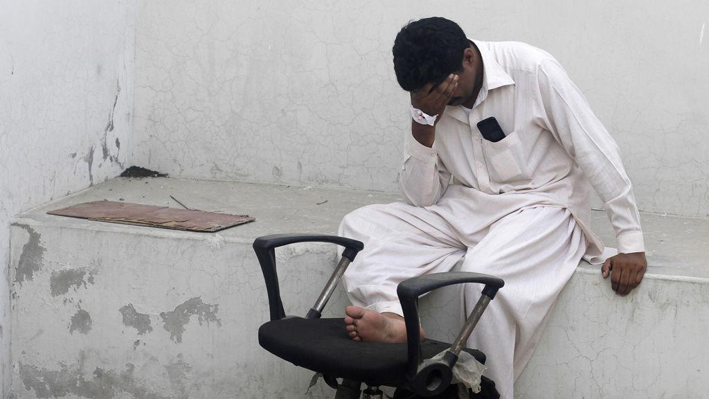 Mourning following Karachi airport attack