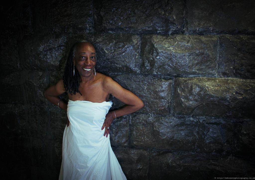 Beauty in older women: Solange, 79