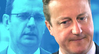 Cameron in trouble for talking too soon on Coulson