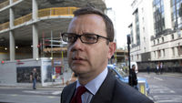 Former News of the World editor and Prime Minister's spin doctor Andy Coulson
