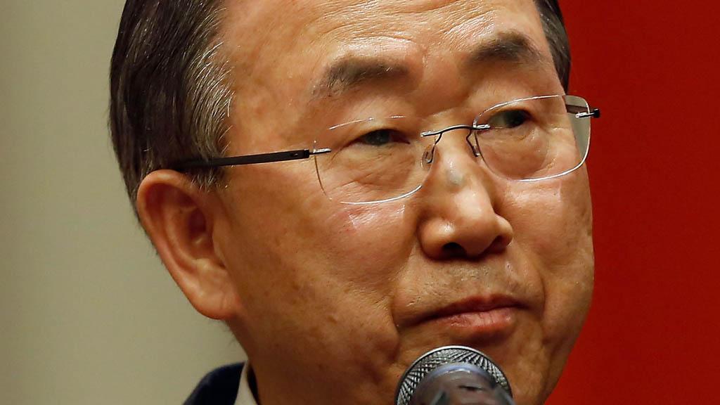Ban Ki Moon (picture: Getty)