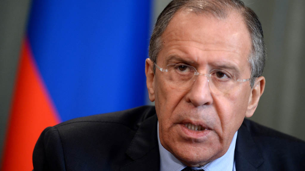 Sergei Lavrov (picture: Getty)