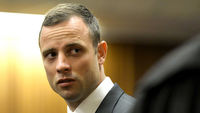 Oscar Pistorius stands trial in Pretoria (G)