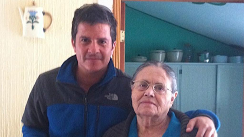 Dona Consuelo, Joaquin Guzman's mother