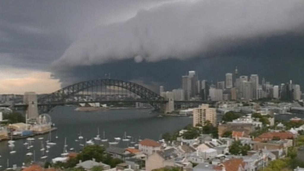 sydney storm - photo #12