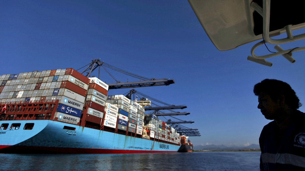 Mexico's Lazaro Cardenas port (Reuters)