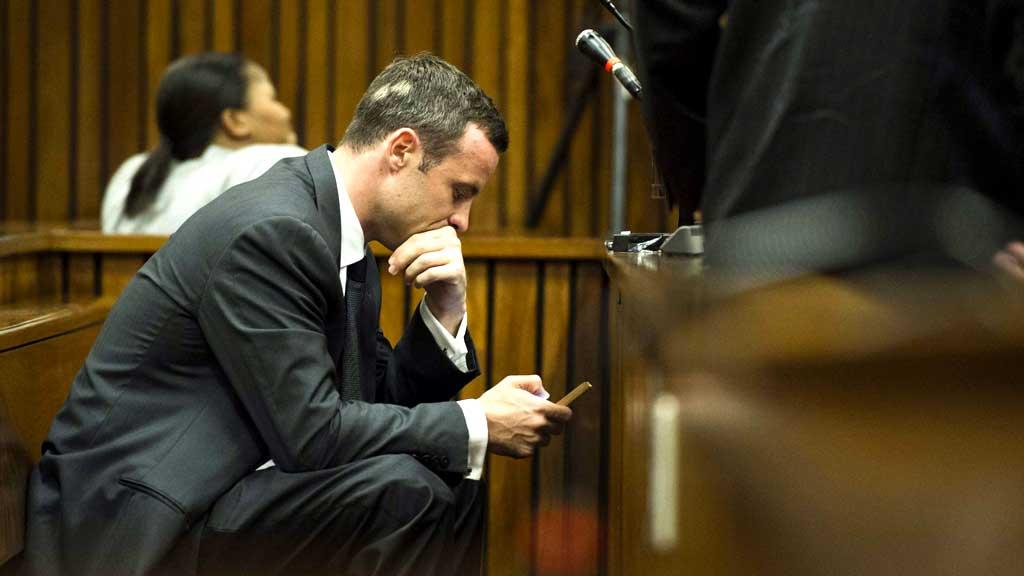 Oscar Pistorius Trial Pistorius trial  Oscar