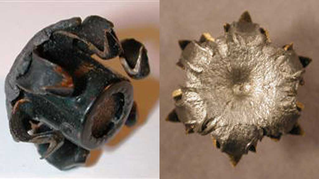 Black talon bullets