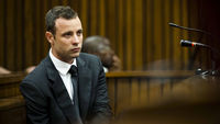 The Oscar Pistorius trial makes headlines in South Africa (G)
