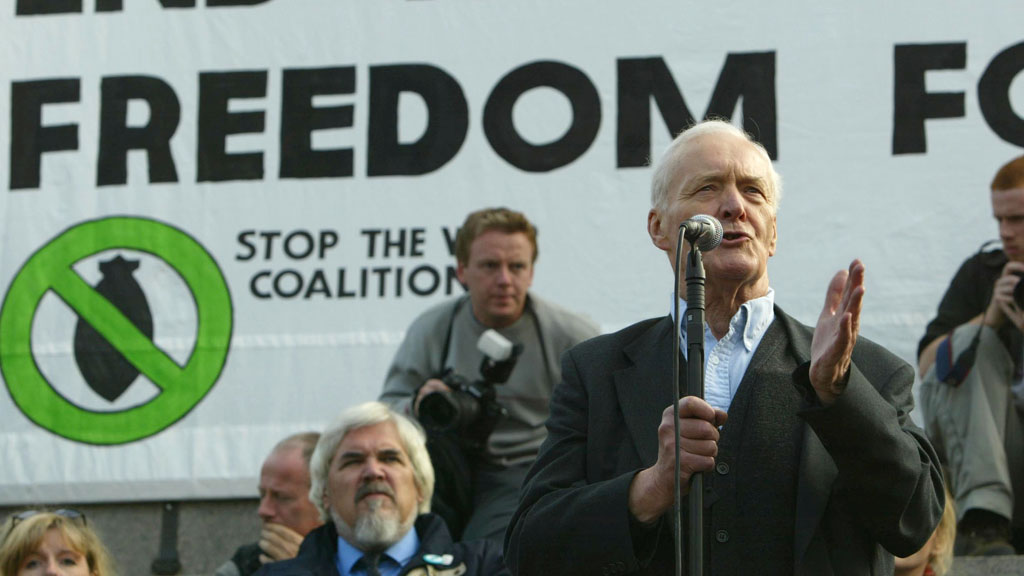 Labour MP for 50 years, cabinet minister, socialist firebrand in opposition, anti-war demonstrator - Tony Benn was never at a loss for words, as his most striking quotes show (Getty)