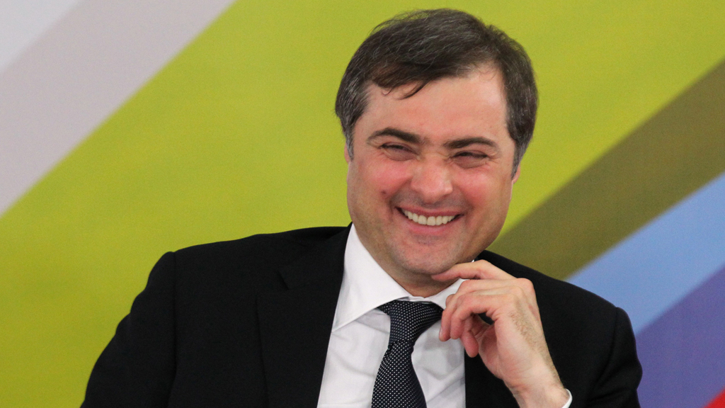 Vladislav Surkov (picture: Getty)