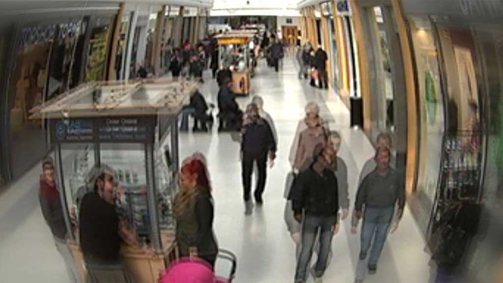 Inside the shopping centre that tracks your every move