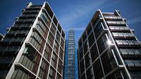 A penthouse at a luxury apartment block in London is sold for a British record of  �140m. Is this more evidence of an unwelcome housing bubble? (Getty)