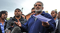 Tariq Jahan speaking to the media in 2011 (Getty)