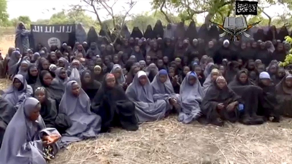 Missing Nigerian schoolgirls