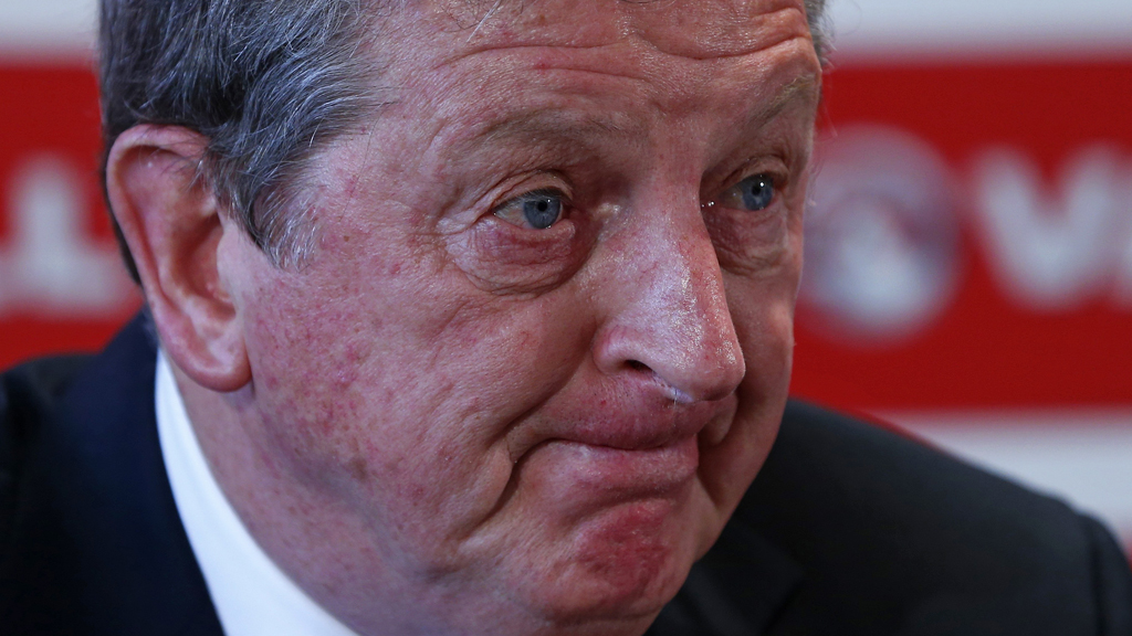 Manager Roy Hodgson announces England's 2014 World Cup squad (Reuters)