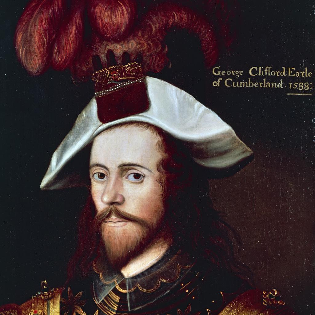 George Clifford, third earl of Cumberland