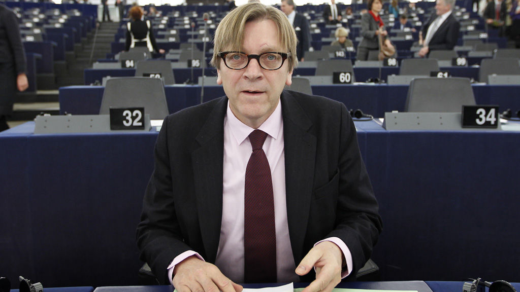 Guy Verhofstadt (Reuters)