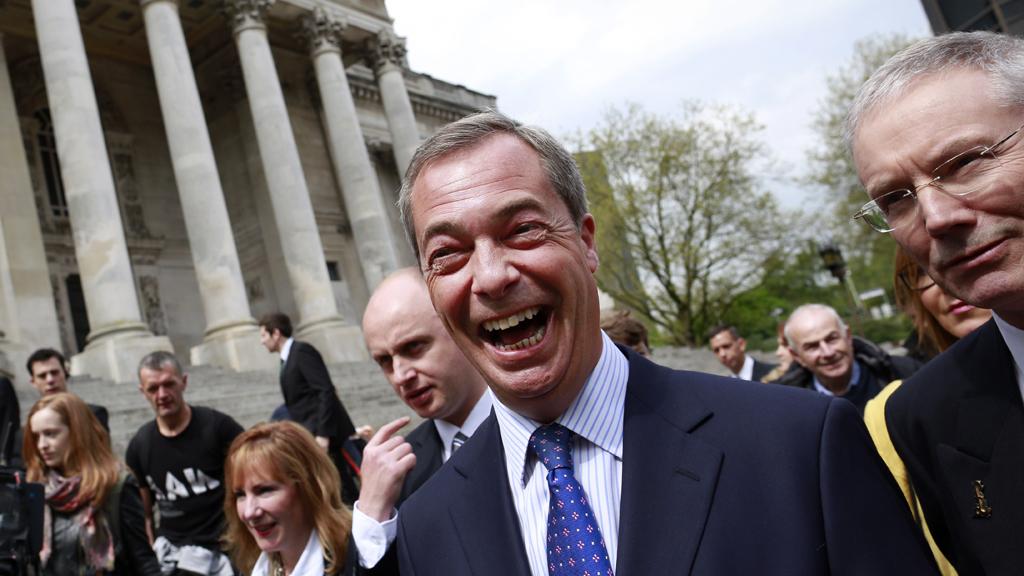 Nigel Farage (Getty Images)