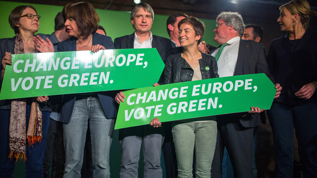 European Green Party coalition