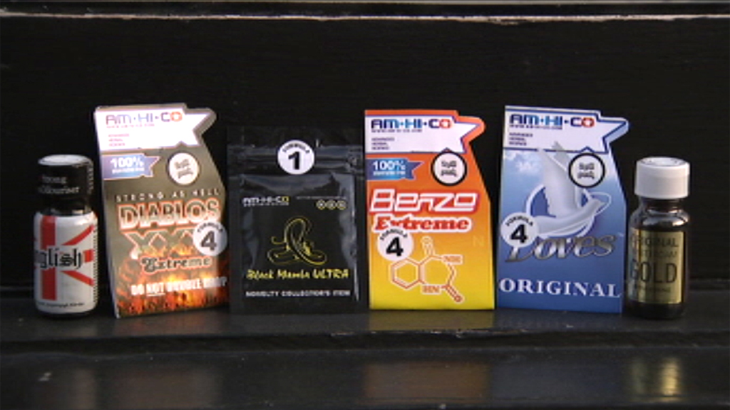 With the number of so-called legal highs growing at an