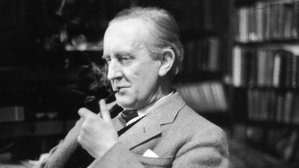 JRR Tolkien (Getty)