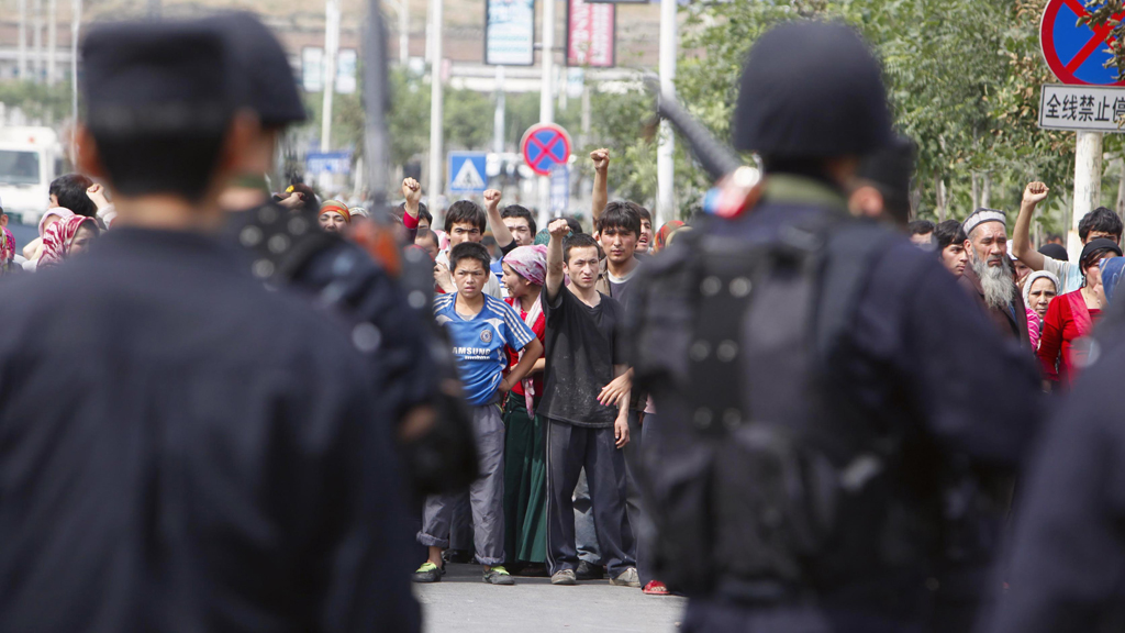 Uighur unrest in 2009