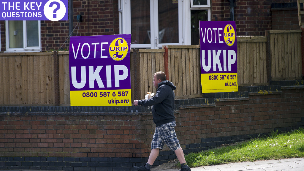 You could be forgiven for thinking Ukip won the council elections. It didn't, but a strong showing from Nigel Farage's party has sent shockwaves through the Tories, Labour and Lib Dems (Getty)