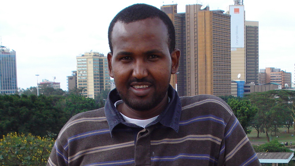 Jamal Osman (Channel 4 News)