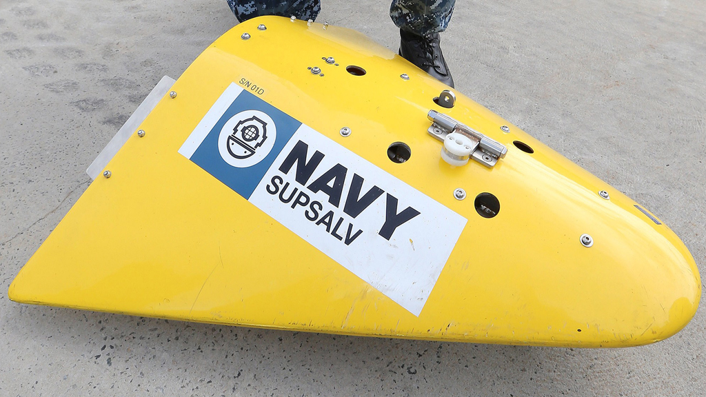 Towed pinger locator (picture: Getty)
