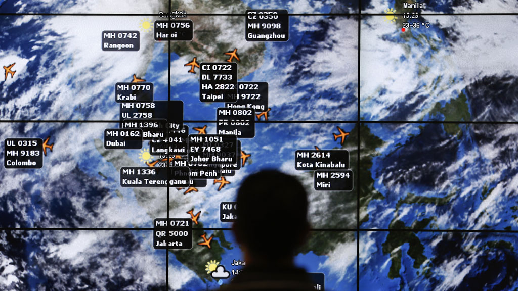 Search for missing Malaysia Airlines flight MH370 (Reuters)