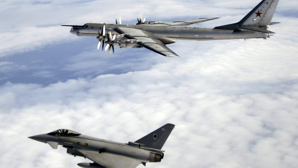 Russian military flights - propaganda or precursor to war?