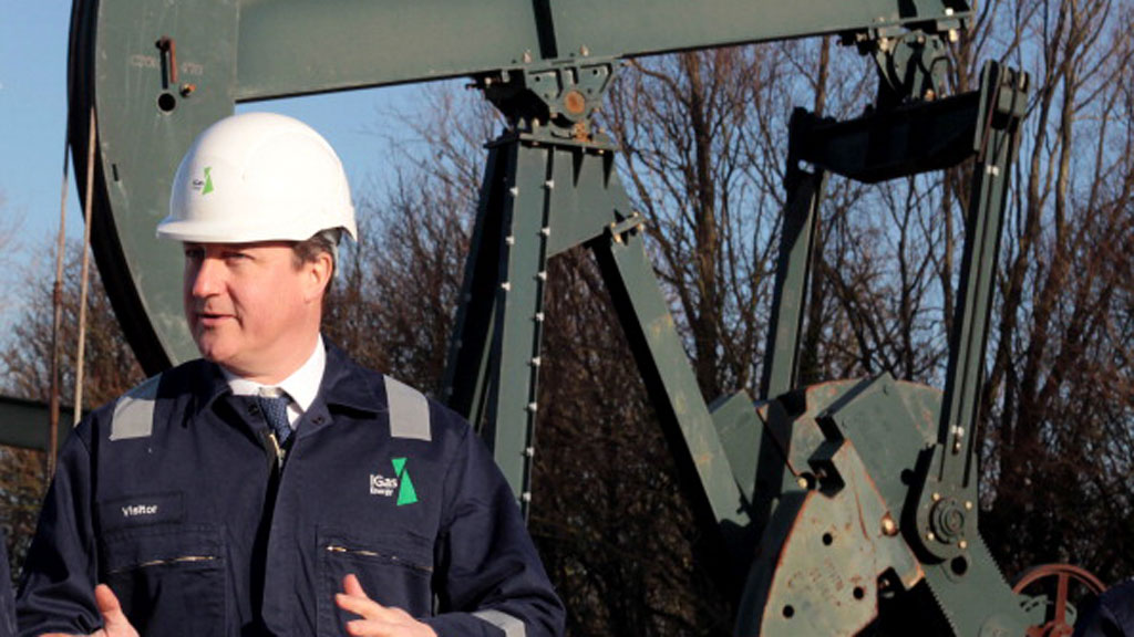 cameron fracking