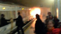 Charing Cross fire