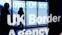 UK Border Agency (Getty Images)
