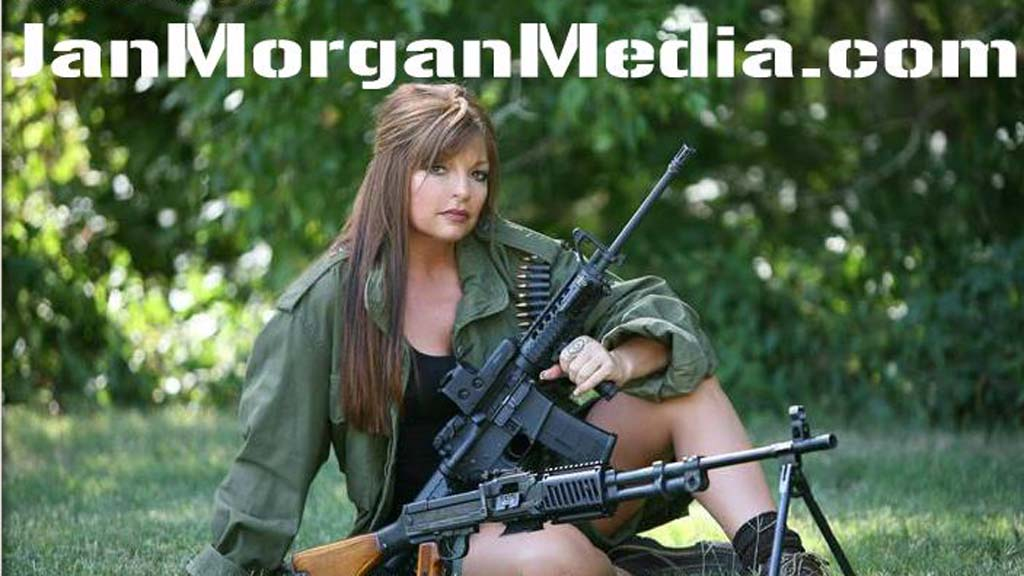 Gun instructor and campaigner Jan Morgan