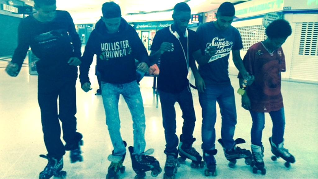 BOOM skaters