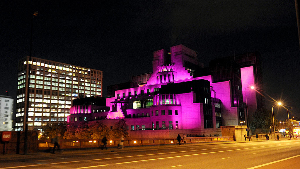 MI6 building in Vauxhall, London (Getty Images)