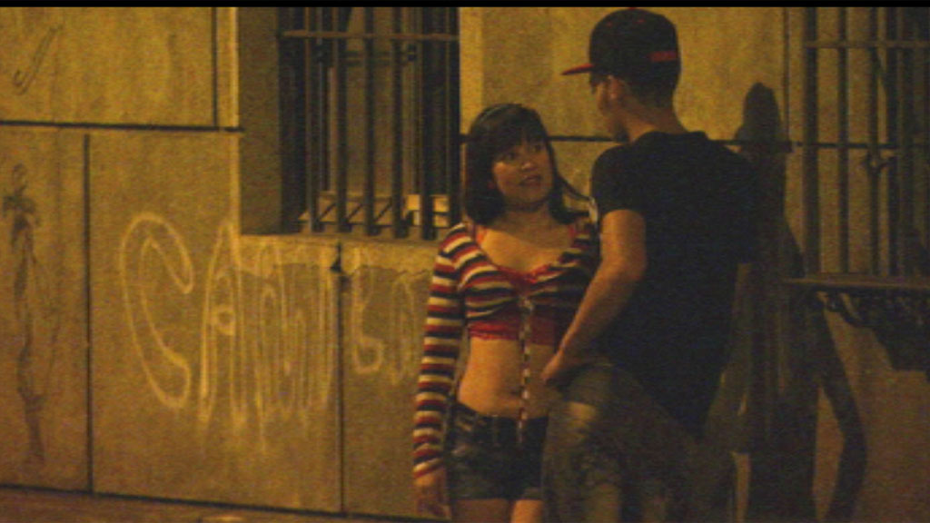 The barrios of Medellin are controlled by criminals and are full of  prostitutes, with virgins