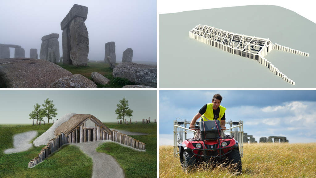 Stonehenge monuments