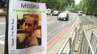 Gross missing poster