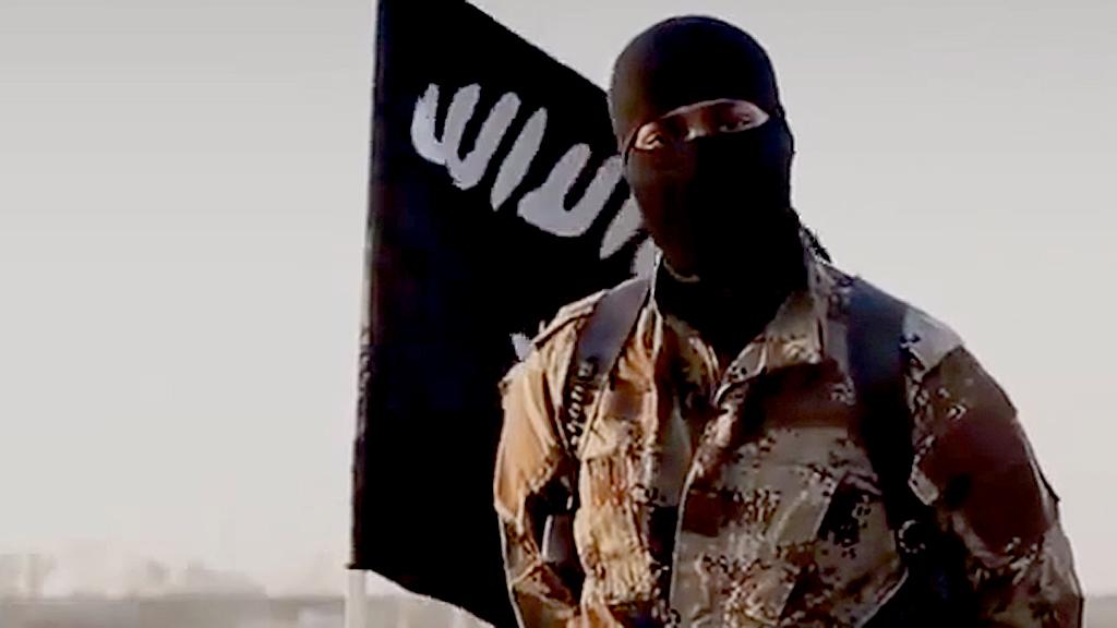 Islamic State still