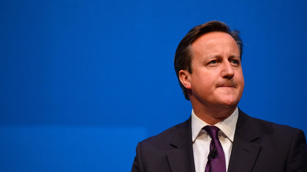 Removing the safety net? Cameron targets young benefit cuts