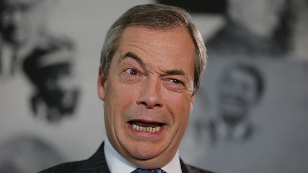Nigel Farage (Reuters)