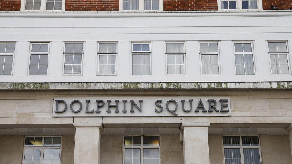 Dolphin Square apartment block (Reuters)