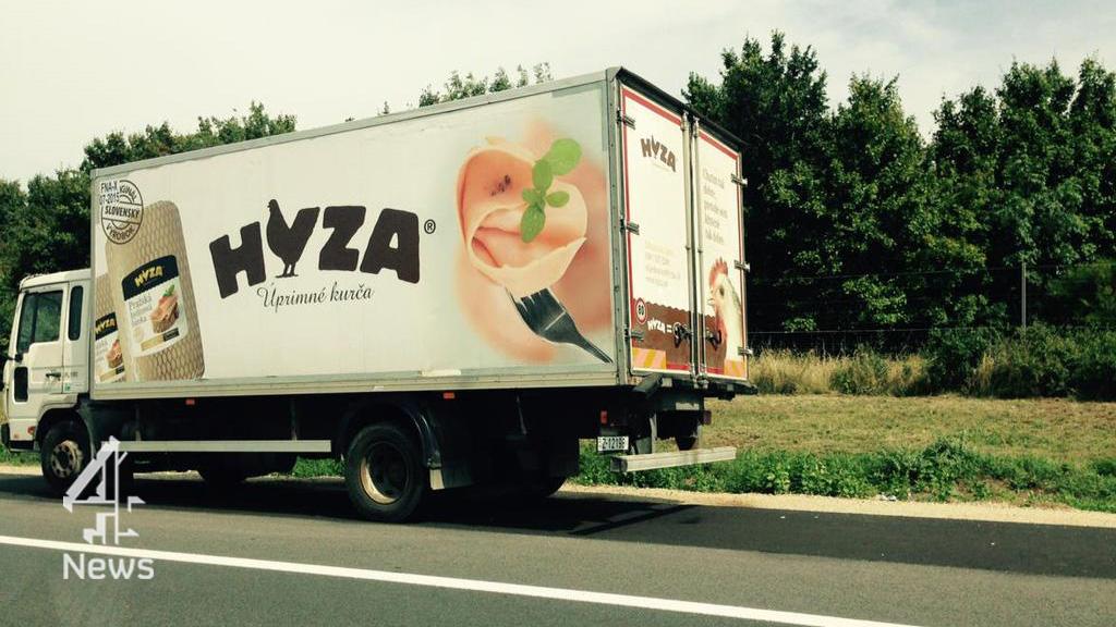 Austria lorry