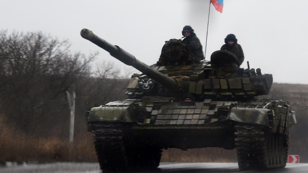 Separatist tank