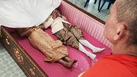 Thai rebirth ceremony (Picture: Raul Gallego Abellan)